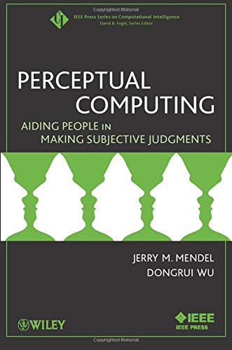 9780470478769: Perceptual Computing: Aiding People in Making Subjective Judgments