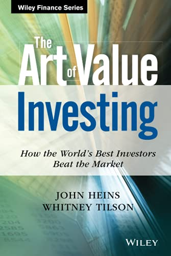 9780470479773: The Art of Value Investing: How the World's Best Investors Beat the Market (Wiley Finance Series)