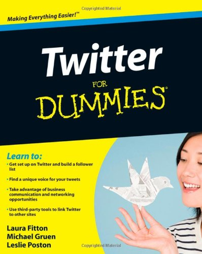 9780470479919: Twitter For Dummies