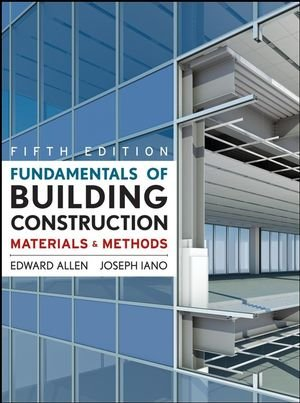 9780470480045: Fundamentals of Building Construction: Materials and Methods 5th Edition with Exercises in Building Construction 5th Edition Set