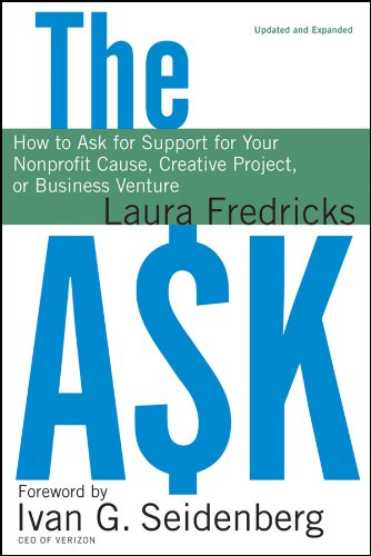 9780470480946: The Ask: How to Ask for Support for Your Nonprofit Cause, Creative Project, or Business Venture