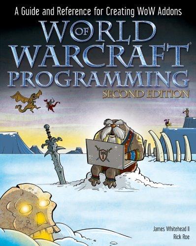 9780470481288: World of Warcraft Programming