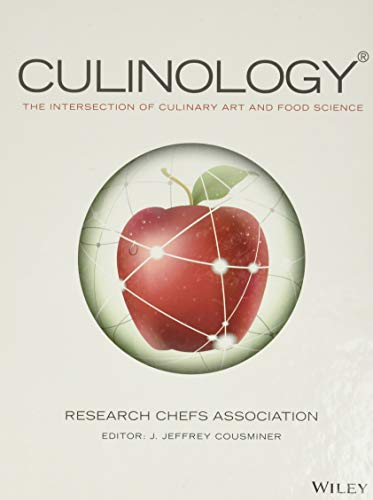 9780470481349: Culinology: The Intersection of Culinary Art and Food Science