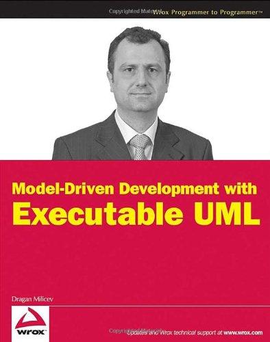 9780470481639: Model-Driven Development with Executable UML