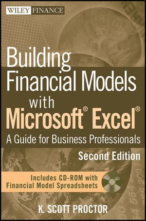 9780470481745: Building Financial Models With Microsoft Excel: A Guide for Business Professionals
