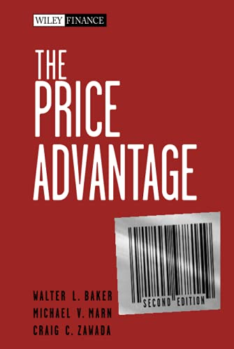 9780470481776: The Price Advantage (Wiley Finance Series)