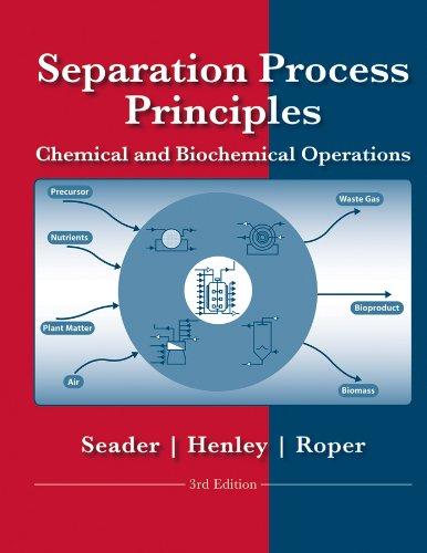 9780470481837: Separation Process Principles with Applications using Process Simulators