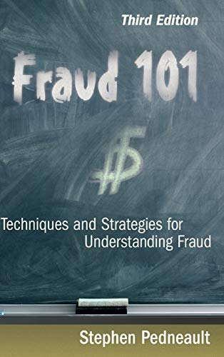9780470481967: Fraud 101: Techniques and Strategies for Understanding Fraud