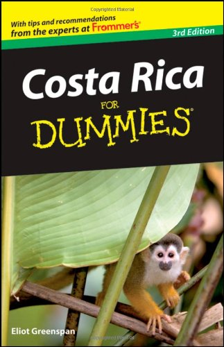 9780470482155: Costa Rica For Dummies