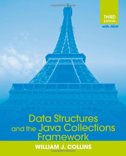 9780470482674: Data Structures and the Java Collections Framework