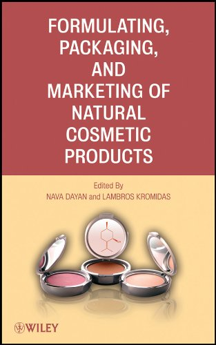9780470484081: Formulating, Packaging, and Marketing of Natural Cosmetic Products