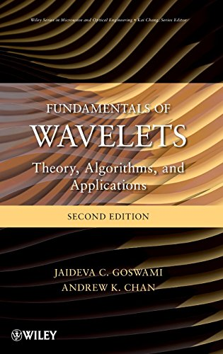 9780470484135: Fundamentals of Wavelets: Theory, Algorithms, and Applications