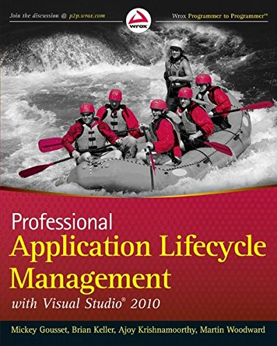 9780470484265: Professional Application Lifecycle Management with Visual Studio 2010