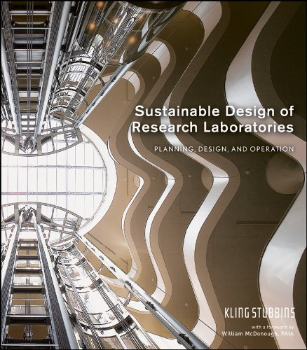 9780470485644: Sustainable Design of Research Laboratories: Planning, Design, and Operation (Wiley Series in Sustainable Design)
