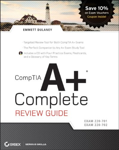 9780470486504: CompTIA A+ Complete Review Guide: Exam 220-701 / Exam 220-702