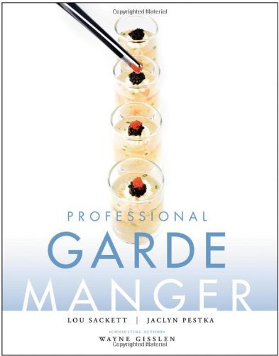 9780470486634: Professional Garde Manger [With Study Guide]