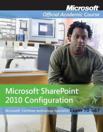 9780470487365: Exam 70-667: Microsoft Office SharePoint 2010 Configuration with Lab Manual Set