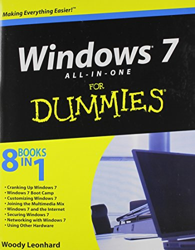 9780470487631: Windows 7 All-in-One for Dummies
