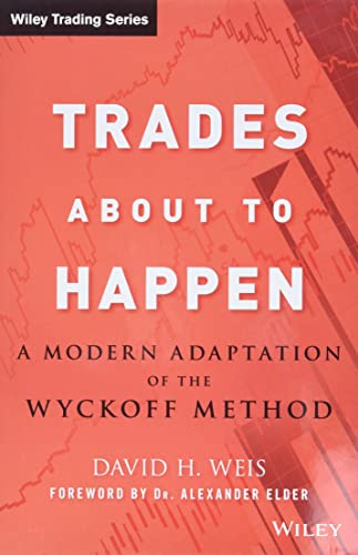 Trades About to Happen: A Modern Adaptation of the Wyckoff Method: Weis, David H.