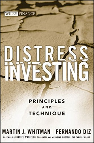 9780470488430: Distress Investing: Principles and Technique: Epub Edition (Wiley Finance)