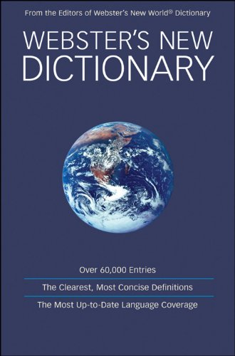 9780470488737: Webster's New Dictionary
