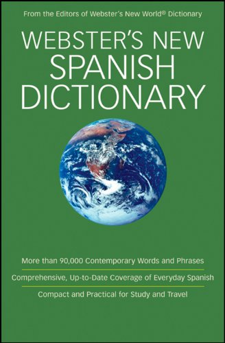 9780470488768: Webster's New Spanish Dictionary