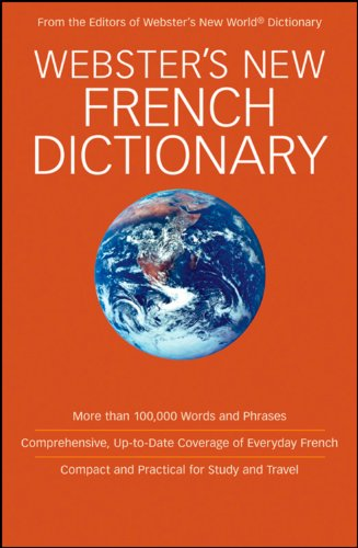 Webster's New French Dictionary: Unknown
