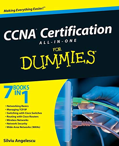 9780470489628: CCNA Certification All-In-One For Dummies