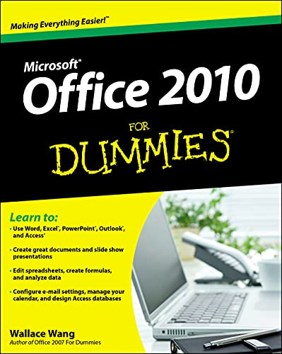 9780470489987: Office 2010 for Dummies