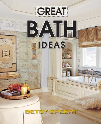 9780470490419: Great Bath Ideas (Better Homes and Gardens Home)