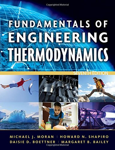 9780470495902: Fundamentals of Engineering Thermodynamics, 7th Edition