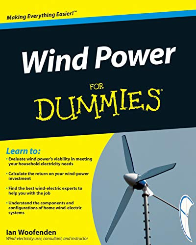 9780470496374: Wind Power For Dummies