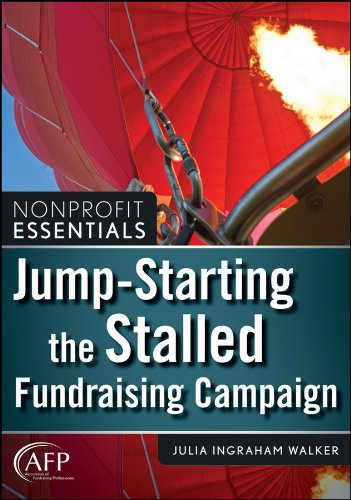 9780470496558: Jump-Starting the Stalled Fundraising Campaign