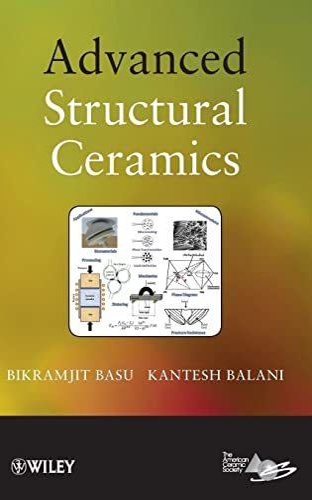 9780470497111: Advanced Structural Ceramics