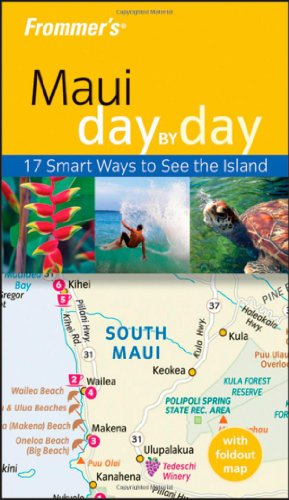 9780470497630: Frommer's Maui Day by Day (Frommer's Day by Day - Pocket)