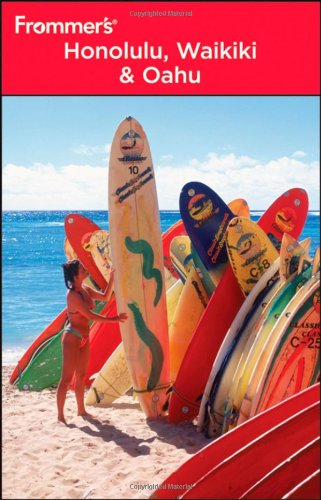 9780470497647: Frommer's Honolulu Waikiki, and Oahu (Frommer's Complete Guides)