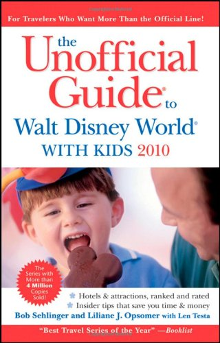9780470497753: The Unofficial Guide to Walt Disney World with Kids (Unofficial Guides)