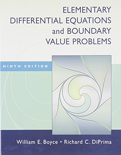 9780470498811 elementary differential equations and boundary value 9780470498811 elementary differential equations and boundary value problems textbook and student solutions manual set fandeluxe Images