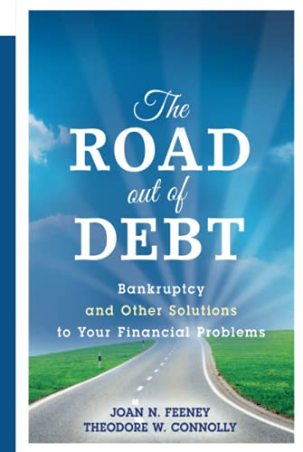 9780470498866: The Road Out of Debt: Bankruptcy and Other Solutions to Your Financial Problems