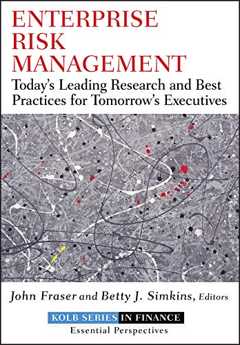 9780470499085: Enterprise Risk Management: Today's Leading Research and Best Practices for Tomorrow's Executives