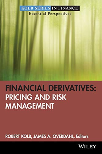 9780470499108: Financial Derivatives: Pricing and Risk Management
