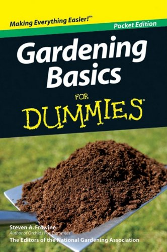 9780470499689: Gardening Basics for Dummies