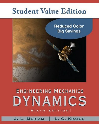 9780470499788: Engineering Mechanics: Dynamics, Student Value Edition