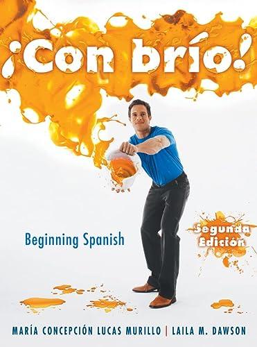 9780470500620: Con brio! Beginning Spanish (Spanish Edition)