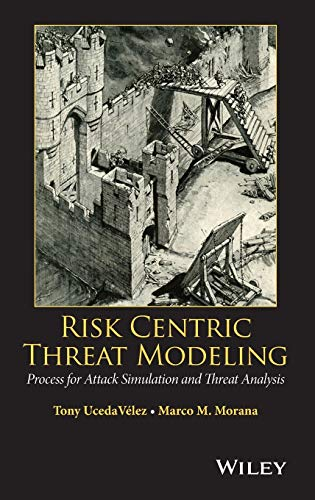 9780470500965: Risk Centric Threat Modeling: Process for Attack Simulation and Threat Analysis