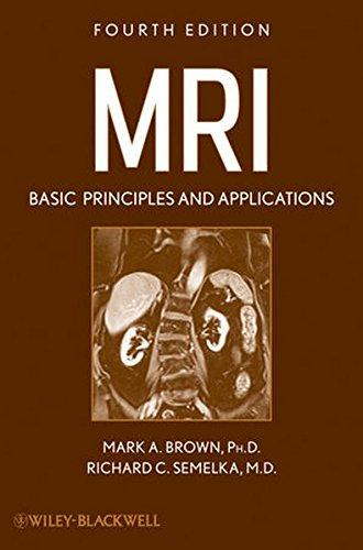 9780470500989: MRI: Basic Principles and Applications