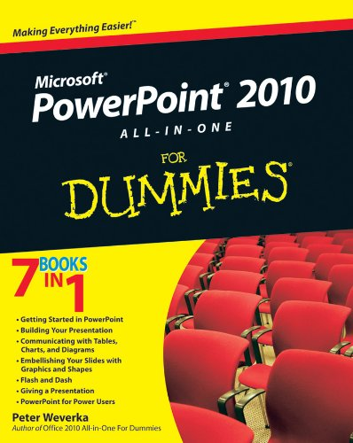 9780470500996: PowerPoint 2010 All-in-One For Dummies