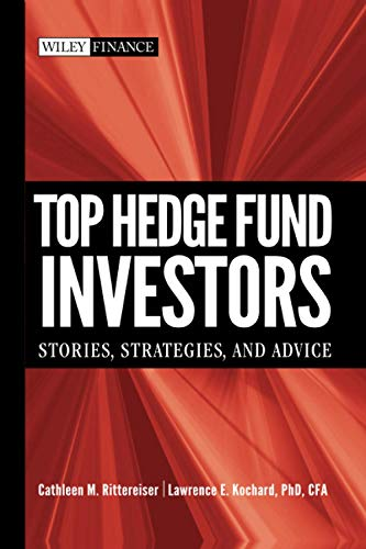 9780470501290: Top Hedge Fund Investors: Stories, Strategies, and Advice