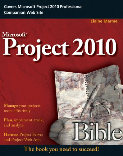 9780470501313: Project 2010 Bible