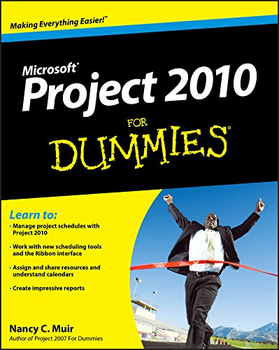 9780470501320: Project 2010 For Dummies